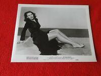 Vintage Original Hollywood Beautiful Woman Pinup Photo The Red Menace        H4