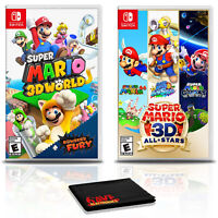 Super Mario 3D World + Bowser's Fury with Mario 3D All-Stars - Nintendo Switch