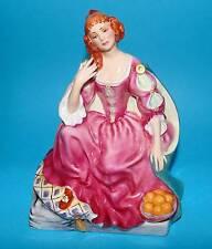Peggy Davies ornament figurine king charles II Mistress ' Nell Gwynn ' 1st Q
