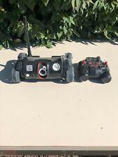 SPY GEAR Video Trakr Programmable Vehicle Robot Drone Tank Car Camera W/ Remote
