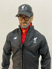 Jurgen Klopp 1/6 Liverpool Football Star Action Figure In Stock Collection