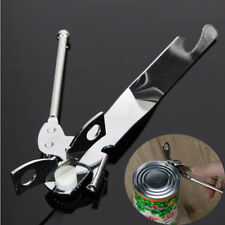Practical Heavy Duty Classic Metal Steel Food Tin Can Bottle Opener Kitchen