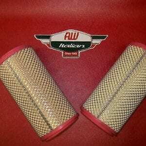 Alfa Romeo Spider Spica Injected Air Filter pair 60727378