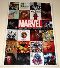 MARVEL - The HIP HOP COVERS Marvel PROMO SAMPLER Comic March 2016 NM