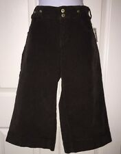 Citizens Of Humanity Cropped Brown Corduroy Capri pant  27 waist  Neiman Marcus