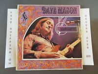 DAVE MASON HEADKEEPER LP 1972 BLUE THUMB BTS 34