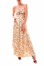 Finders Keepers Women's NBW Mercurial Pantsuit Nude Print Size S RRP £150 BCF77
