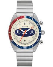 AUTHORIZED DEALER Bulova 98A251 LIMITED EDITION Swiss Chrono Automatic Watch