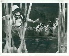 1969 Fantastic Voyage Original Press Photo Raquel Welch