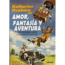 Amor, fantasía y aventura (DVD Nuevo)