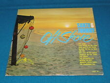 "SANTO & JOHNNY ""Off Shore"" MONO Vinyl LP : Canadian American 1001 @ 1963 Surf"
