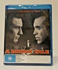 A Bronx Tale REGION B Blu-Ray New & Sealed Robert De Niro Chazz Palminteri 1993