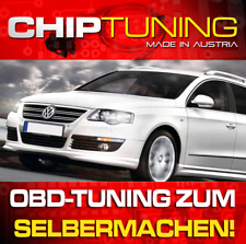 CHIPTUNING VW Passat 2.0 TDI PD (3C/B6) - OBD-Tuning Do-it-Yourself inkl Flasher