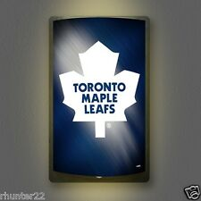 Toronto Maple Leafs NHL Licensed MotiGlow™ Light Up Sign - Free USA shipping!