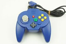 Hori Nintendo 64 Hori Pad Mini Blue Controller N64 From Japan