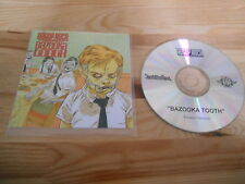 CD Hip Hop aesop rock-Bazooka tooth (15 chanson) promo definite déborder