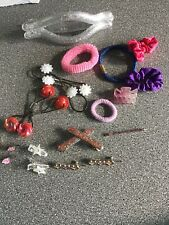 Mixed Lot Of Hair Accessories For Girls ..
