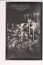 Vintage Postcard Funeral Luitpold, Prince Regent of Bavaria Mourning Card