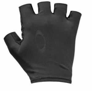 Oakley Road Cycling bike mitt gloves Black S/M RRP 30