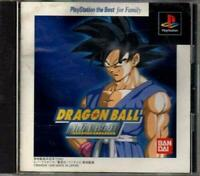 Dragon Ball Final Bout Import Japan Playstation Game PS1 Used Complete
