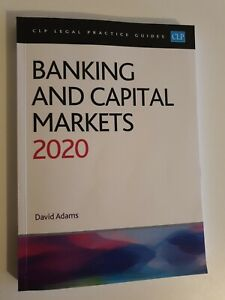 Banking and Capital Markets 2020 -CLP Legal Practice G - Paperback / softback N