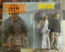 "Distinctive Dummies two pack Norman and Norma Bates from Psycho 8"" mego figure"
