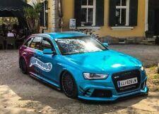 Audi A4 AVANT BODYKIT RS4 Full Body Kit for Audi A4 B8 Avant Estate