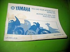 98-02 R6 Yamaha YZF600 YZF 600 yzf600r Owners Owner Manual Book manuel