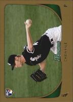 2011 Bowman Baseball Gold #220 Chris Sale Chicago White Sox