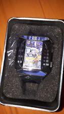 Luigi Rocca reloj binario binary tipo watch theone Limited mensing Edition Popart