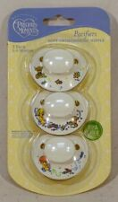 Precious Moments Pacifiers (3 PACK) For 0-6 Months ~ BPA Free ~ FREE US SHIPPING