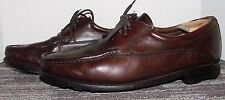 GRENSON FOR PAUL STUART ENGLISH CRAFTED LEATHER OXFORDS SIZE 12 D! NO RESERVE!