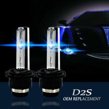 2PCS D2S 85122 Xenon HID Faros Bombillas Lámparas Luces luz 6000K 35W blanco