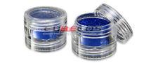 Decoración pegatinas color principal azul para uñas