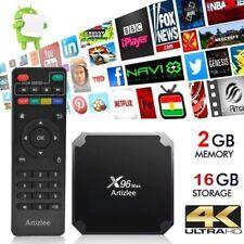 Original X96mini 2 Go+16 Go Android 7 Smart TV BOX KD 4K*2K WIFI Lecteur Multi
