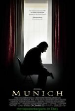 Munich Movie Poster Original Ds 2 00004000 7x40 Eric Bana Steven Spielberg 2006