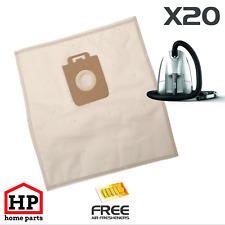 Quintaflo Nilfisk Dust Hoover Bag For GM Series,X100-X300,Extreme Range+ X20