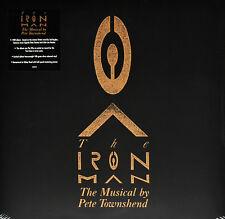 PETE TOWNSHEND - THE IRON MAN, 2017 EU REMASTERED 180G SILVER vinyl LP, SEALED!