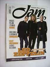 JAM MUSIC MAGAZINE #196 - LED ZEPPELIN - SOUNDGARDEN - JIMI HENDRIX - VELVET U.
