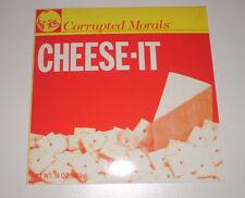 Corrupted Morals - Cheese-It, neu