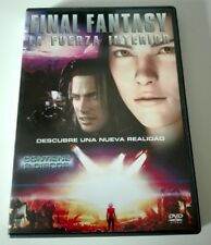 FINAL FANTASY -  LA FUERZA INTERIOR - CONTIENE 2 DISCOS DVD - ANIMACIÓN DIGITAL