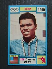 PANINI OLYMPIA CASSIUS CLAY 1972  -MINT CONDITION
