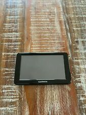 Used black Garmin nuvi 2595 LM GPS bundle with carrying case and car mount