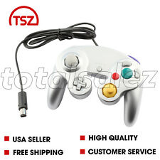 For Nintendo Game Cube Grey Controller Joy Stick Pad Remote Video System