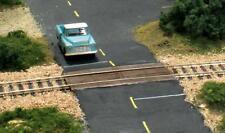WOODLAND SCENICS     N Wood Plank Grade Crossing  WOO1149-NEW