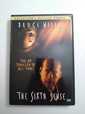 "Bruce Willis in - ""The Sixth Sense"" - Dvd - 1999 - New - Sealed"