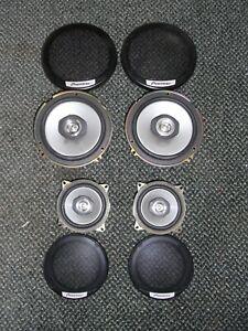 TVR Cerbera, Pioneer speakers