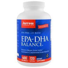 Jarrow Formulas, EPA-DHA, Balance, 120 Softgelkapseln