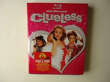Clueless (Blu-ray Disc, 2012) NEW w/slipcover