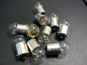 Dodge Box 10 Incandescent #89 12V Interior Courtesy Trunk Light Bulb Lamp NOS